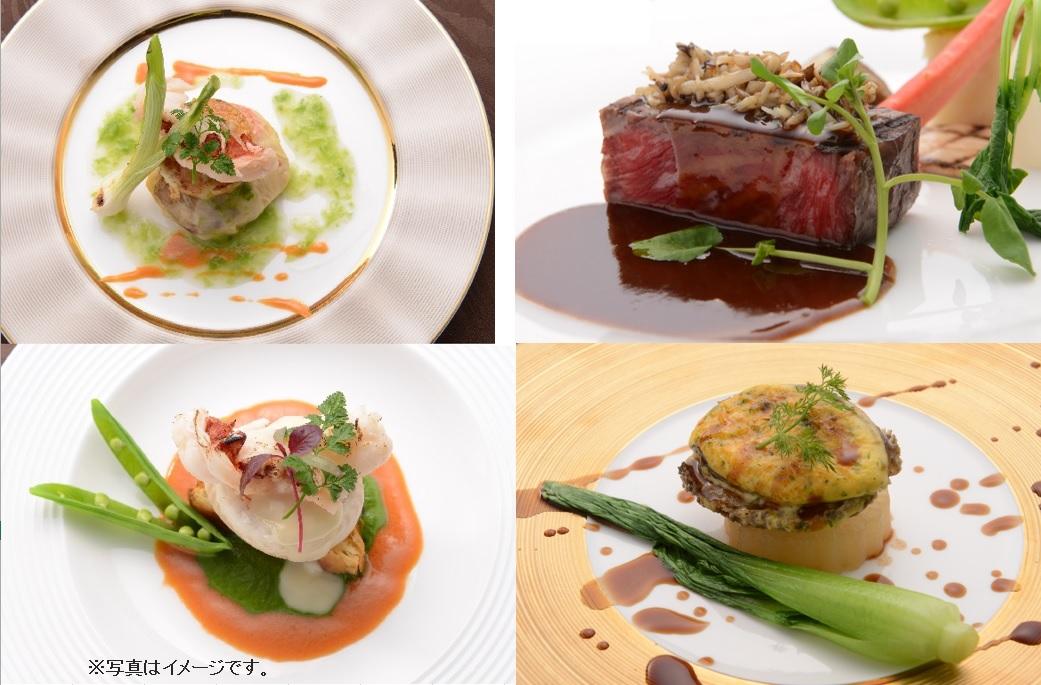 料理4種類